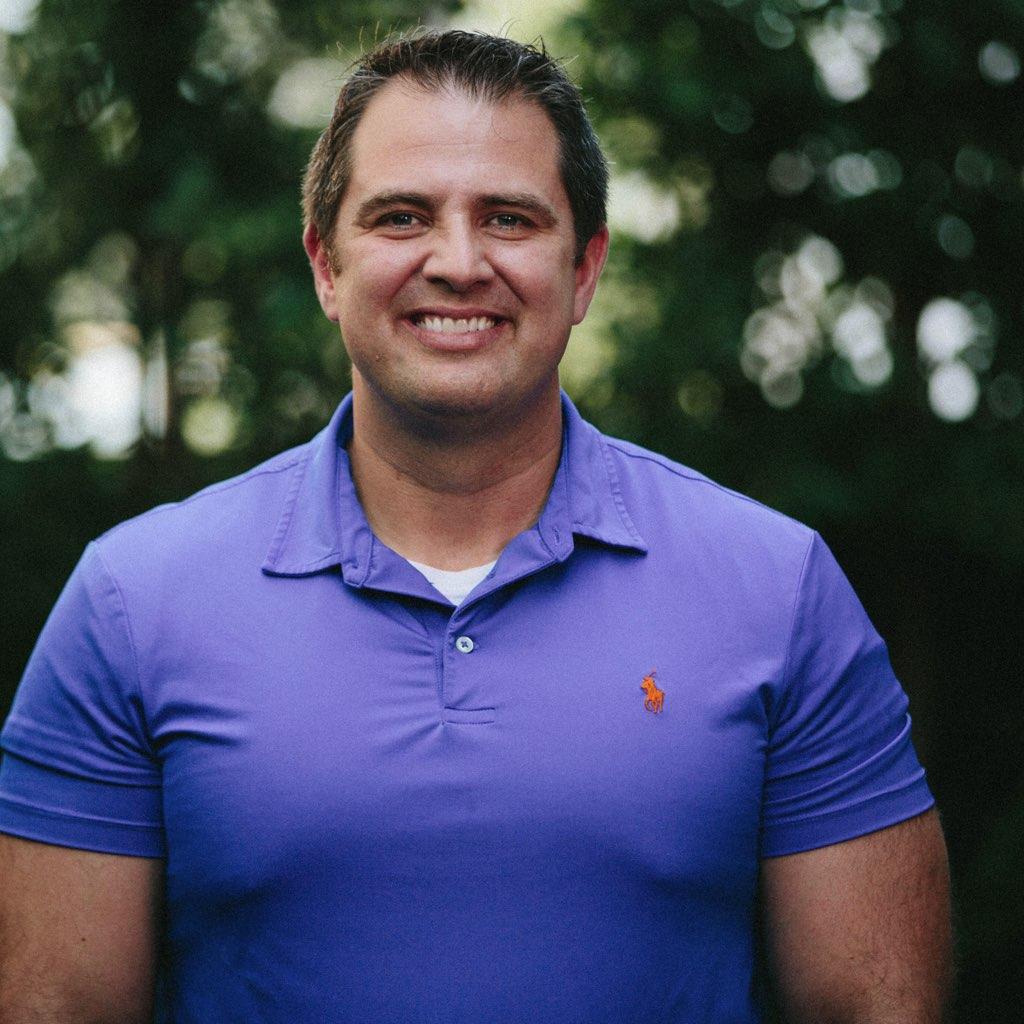 <b>Brian Moore</b> <br> Lead Pastor