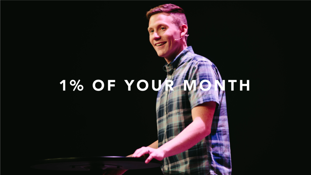 1% Of Your Month Image