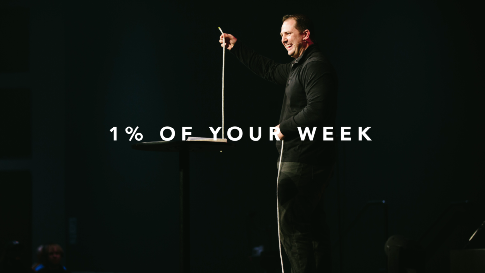 1% Of Your Week Image