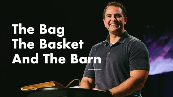 The Bag, The Basket, And The Barn Image