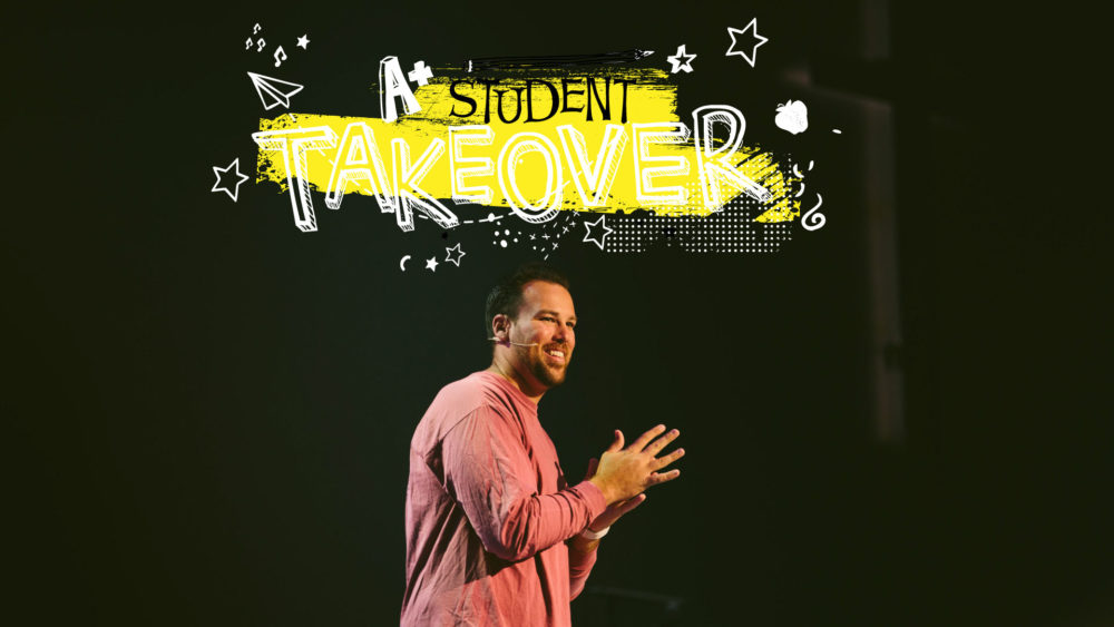 Student Takeover 2018 Image