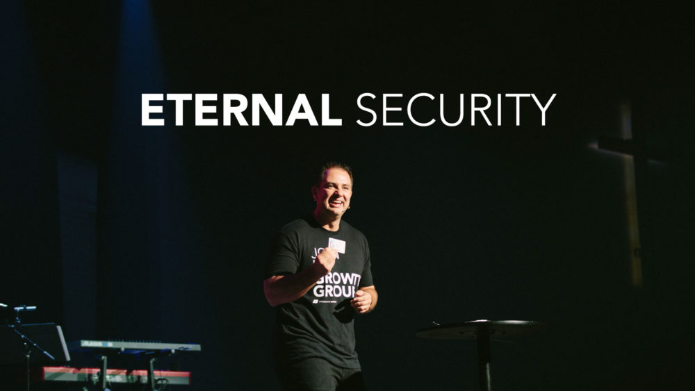 Eternal Security Image