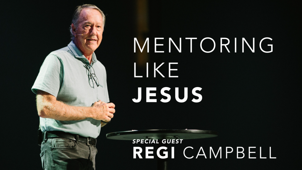 Guest Speaker: Regi Campbell