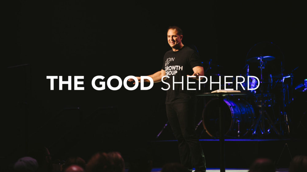 The Good Shepherd Image