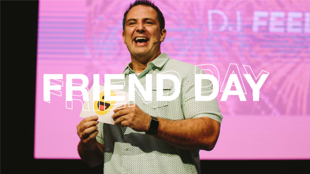 Friend Day 2018 Image
