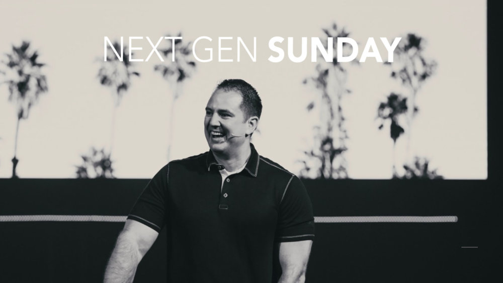 Next Gen Sunday