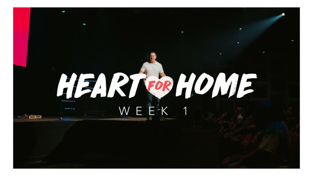 Heart For Home Week 1 Image
