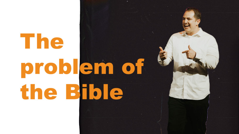 The Problem of the Bible Image