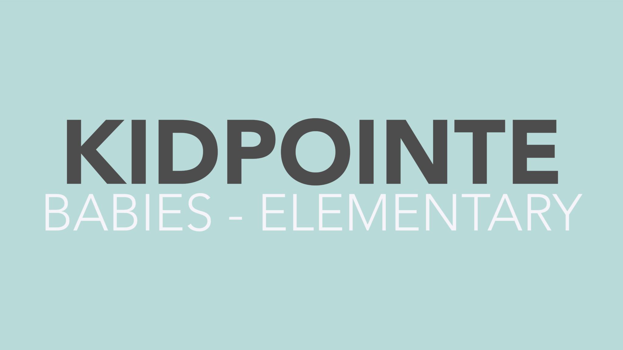 Kidpointe Team