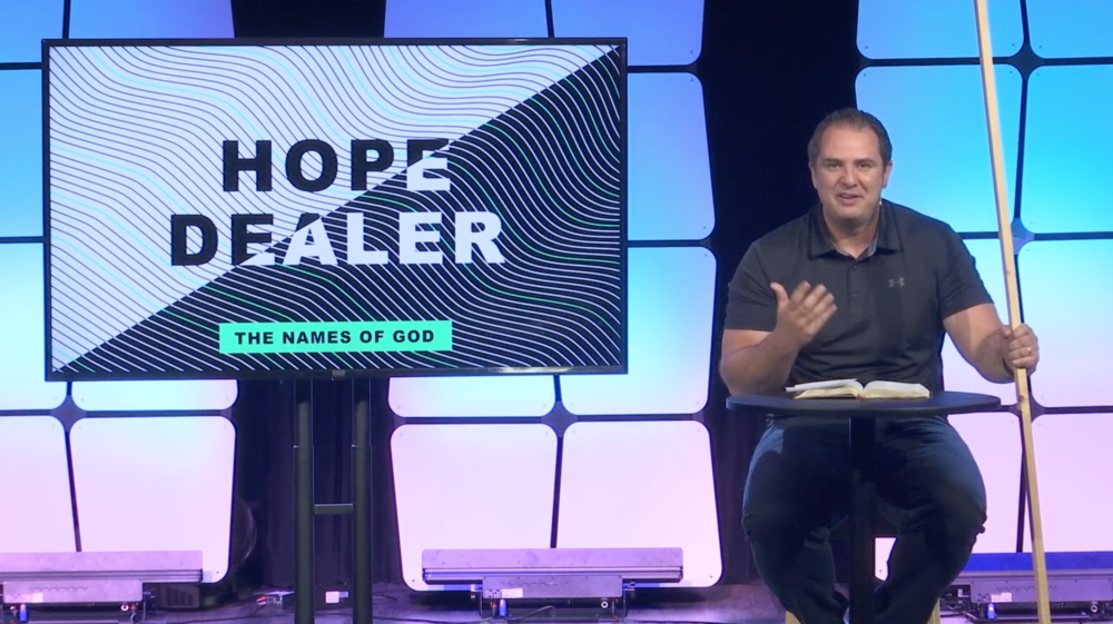 Hope Dealer: The Names of God |  Jehovah Nissi