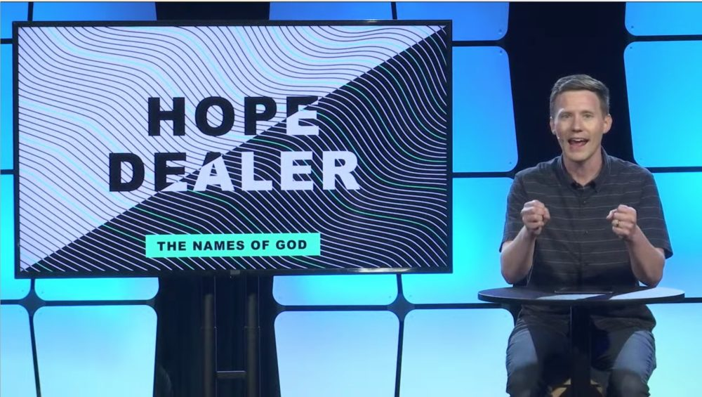 Hope Dealer: The Names of God | El Elyon Image