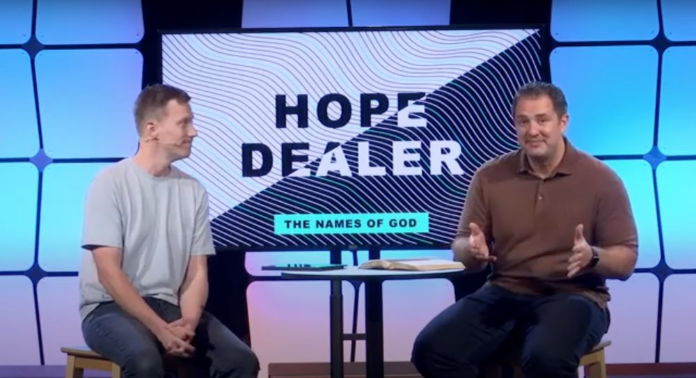 Hope Dealer: Names Of God | Abba Father