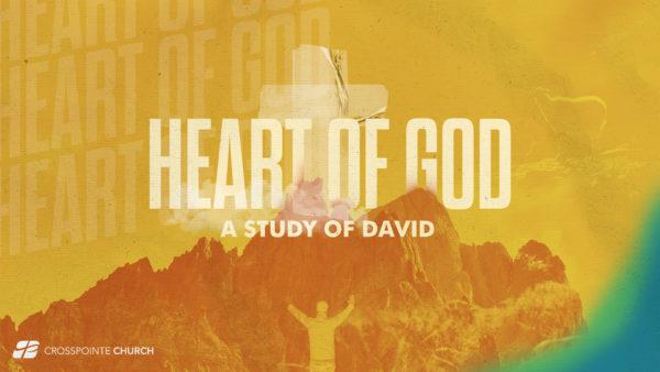 Heart of God - Week 4 Image