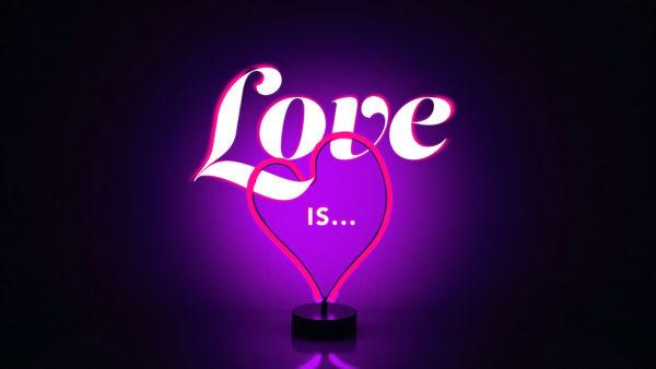 Love Is - Week 4 - Love Endures Image